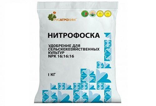 минерален тор Nitrofoska