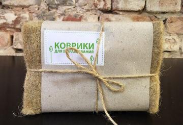 Ленени рогозки за отглеждане на микрозелени